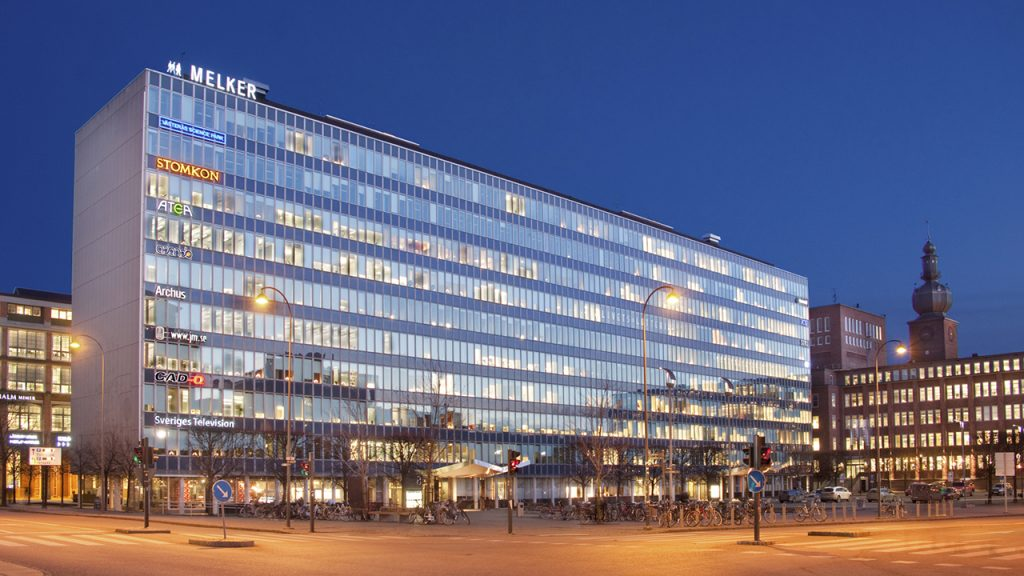 Melkerhuset i Västerås