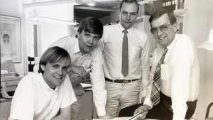 1986 - Tomas, Staffan-Johny-Bo