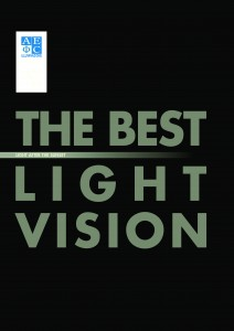 AEC_THE BEST LIGHT VISION 2013