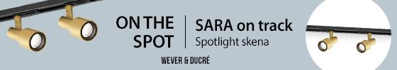 Sara on track