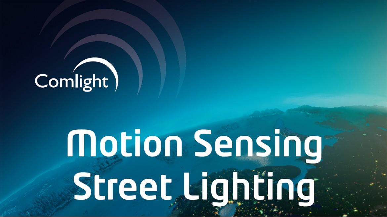 Comlight Motion Sensing Street Lighting