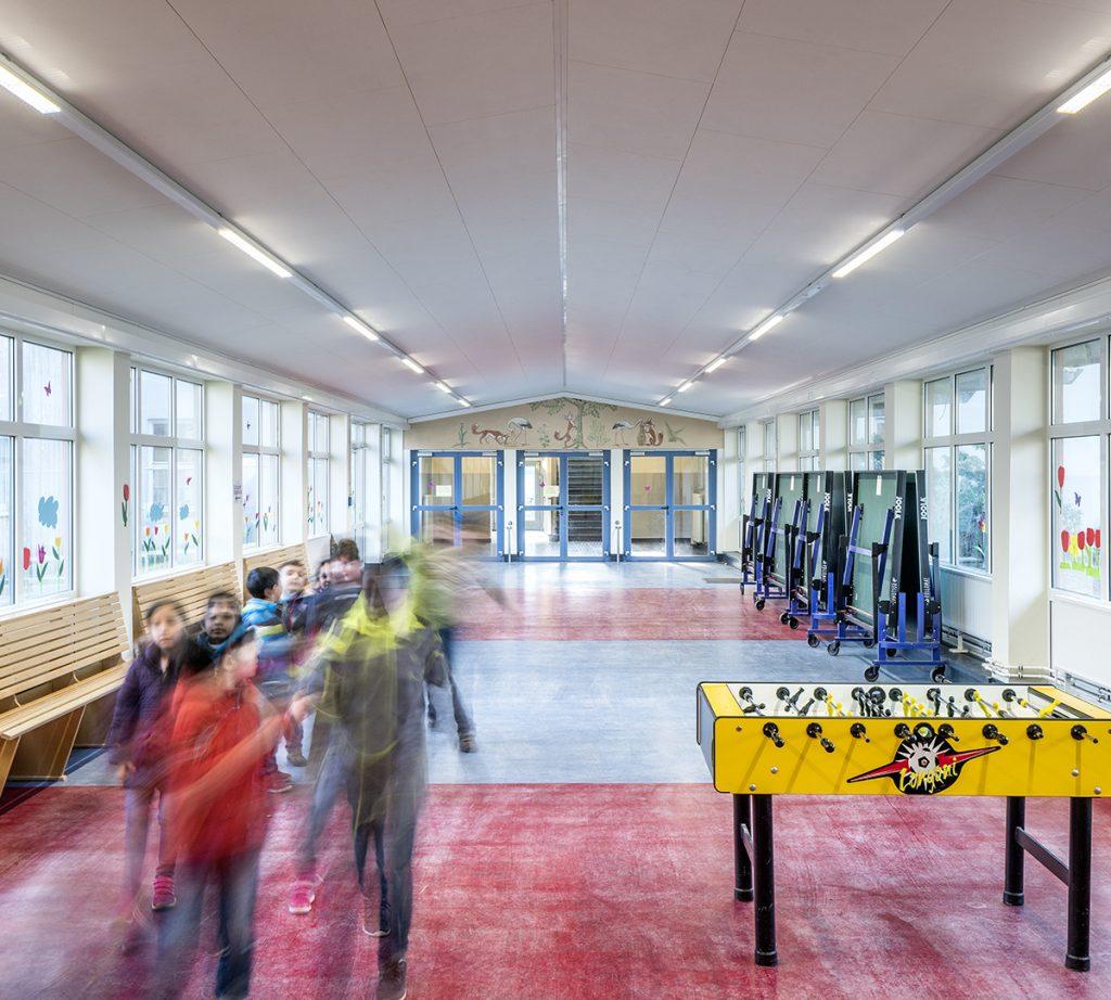 E-line korridor