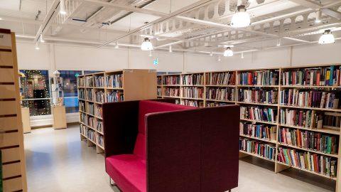 Finspångs bibliotel