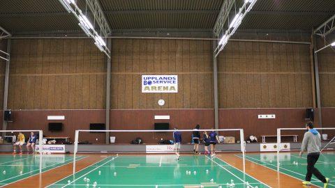 Badmintonhall