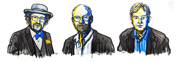 Nobel prisvinnare