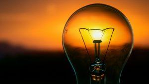Glödlampan