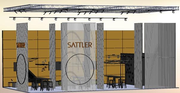Sattler-Stand