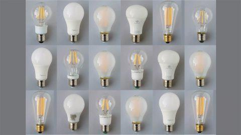 LED-lampor retrofit